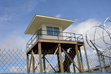 Prison tower 1